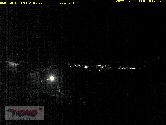 Bellinzona Webcam